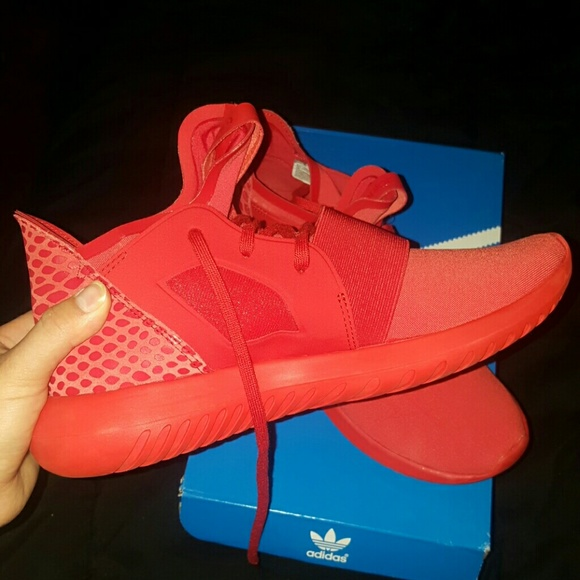 Adidas TUBULAR DEFIANT SNEAKER Pink S75898