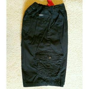 Wrangler Other - Wrangler cargo shorts in Black