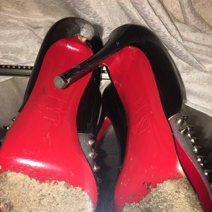 christian louboutin used