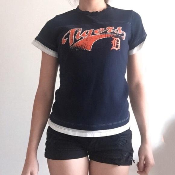 5th & Ocean Tops - Detroit Tigers T-Shirt