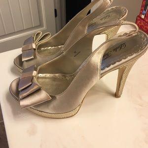 Lulu Townsend Shoes - Open toed heels