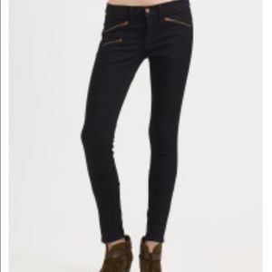 Rag & bone RBW 23 Zipper Detail Skinnies