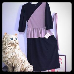Vintage Deadstock Sage Allen Fall Dress