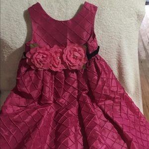 Sweet Heart Rose Other - Girls Dressy dress -FOR EASTER