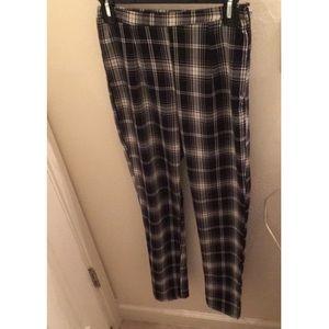 Brandy Meville Checkered Pants