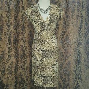 NY&CO | FAUX WRAP DRESS
