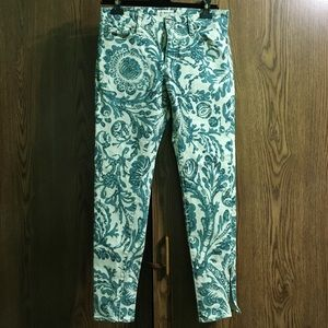 Denim & Supply Ralph Lauren Denim - Denim & supply Ralph Lauren zipper skinny pants