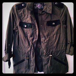Krush lightweight jacket. Extra small.