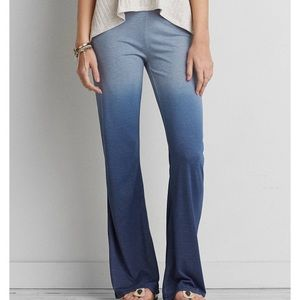 American Eagle Outfitters Pants - AE Dip Dyed Ombré Soft Pants