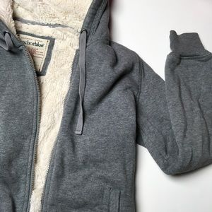 Anchor Blue Tops - Amazingly Soft Sherpa Fur Cozy Hoodie 🐼