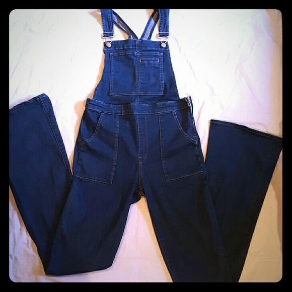 cf307b88ab9 Gap Denim - Gap 1969 Flare Denim Overalls! (Tall) Never Worn!