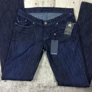 Rock and Republic bootcut lust blue color