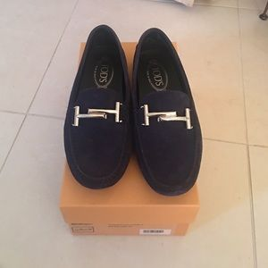 Tod's Shoes - Tods gommino loafer