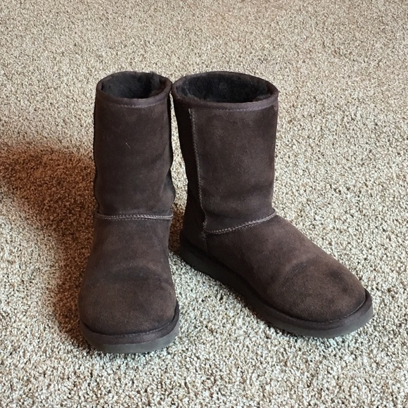 brown uggs cheap