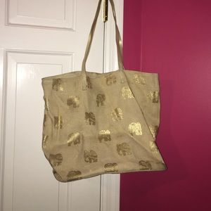 70% off Handbags - Elephant beach bag! from Nicole's closet on ...