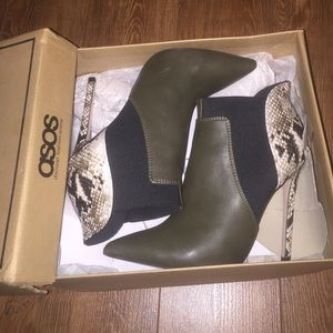 Booties from ASOS