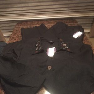 Catherines Jackets & Blazers - Black suit