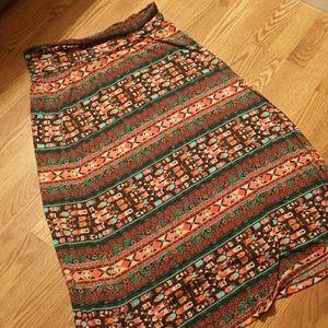 Mossimo maxi XL dress