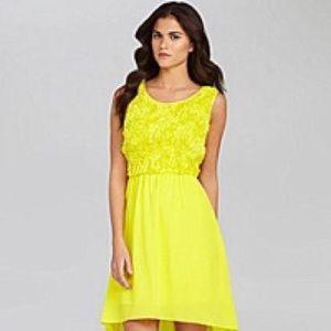 Gianni Bini Dresses & Skirts - ✨Host Pick✨ Yellow Sun Dress