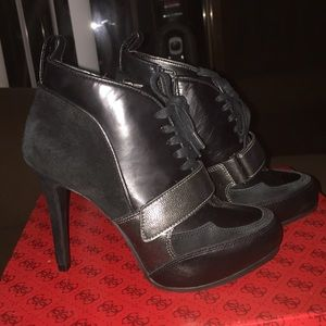 GUESS High heeled Booties