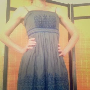 NWOT Intricate Floreat Sewing Circle dress