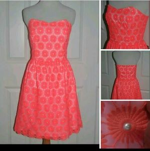 Lilly Pulitzer pinwheel dress
