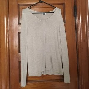 Oversized thing sweater
