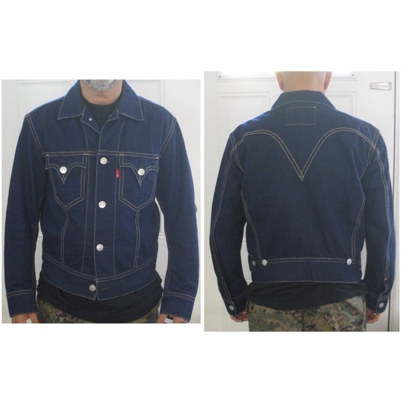 most fashionable shop for authentic official supplier 🌀 Levi's Type 1 Iconic Jacket, Size M, NWOT 🌀