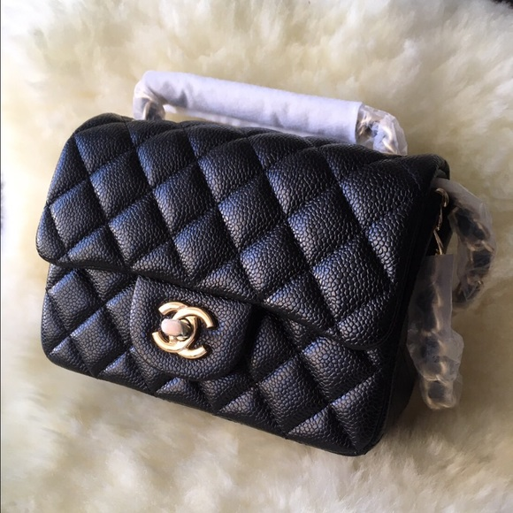 9507ab05dd38 Chanel Bags | Mini 17cm Crossbody Bag | Poshmark