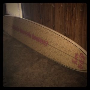 Juicy Couture Other - Juicy couture surfboard