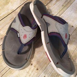 Teva Other - 😎Just In😎Men's Teva Shoc Pad Thongs Size 13