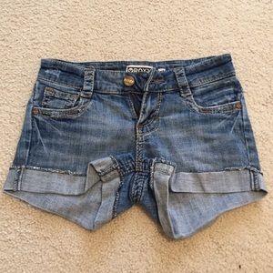 Roxy Pants - ✨ New Roxy Cuffed Jean Shorts ✨