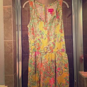 Lily Pulitzer for Target romper