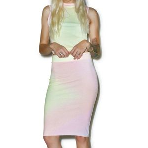 Wildfox Dresses & Skirts - Wildfox Rainbow Brite Skipper Skirt