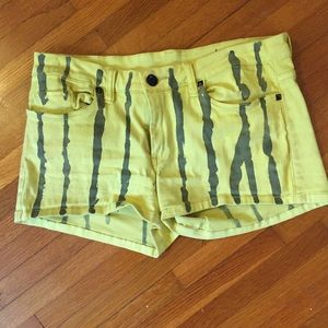 Funky blank nyc shorts