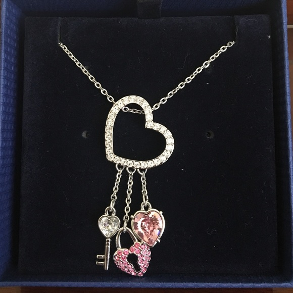 and friend necklaces key heart for set pendant necklace my of friendship l friends best two to lock