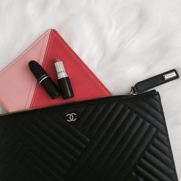 80759ae0a68c3b Chanel Bags | Ocase Clutch Agneau | Poshmark