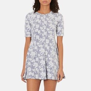 Topshop Dresses & Skirts - *HOST PICK 🎉🎉🎉Topshop blue jacquard dress