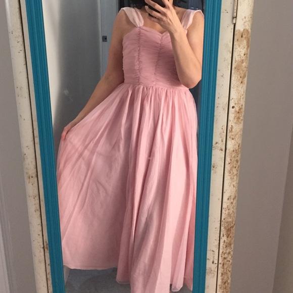 Vintage Dresses | Union Made Prom Dress | Poshmark