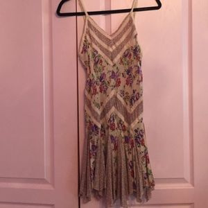 Free People Dresses & Skirts - ONE DAY SALE: Free People Floral Slip