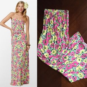 ♨️HOT DEAL♨️Lilly Pulitzer  Marlisa maxi dress