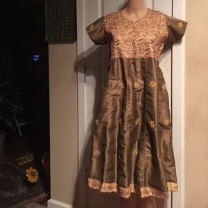 Dresses & Skirts - NWT Salwar kameez