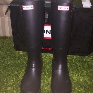 Original Tall Hunter Rain Boots