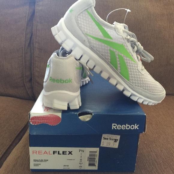 NEW Reebok RealFlex original running sneakers a650ddc21