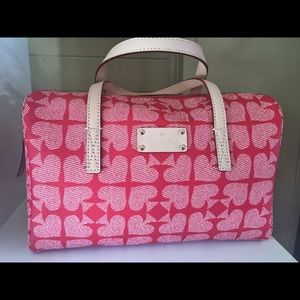 Authentic Kate Spade Kaleigh Ace of Spades Satchel