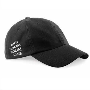 Urban Outfitters Accessories - Anti Social Social Club Hat fdba616fcaf