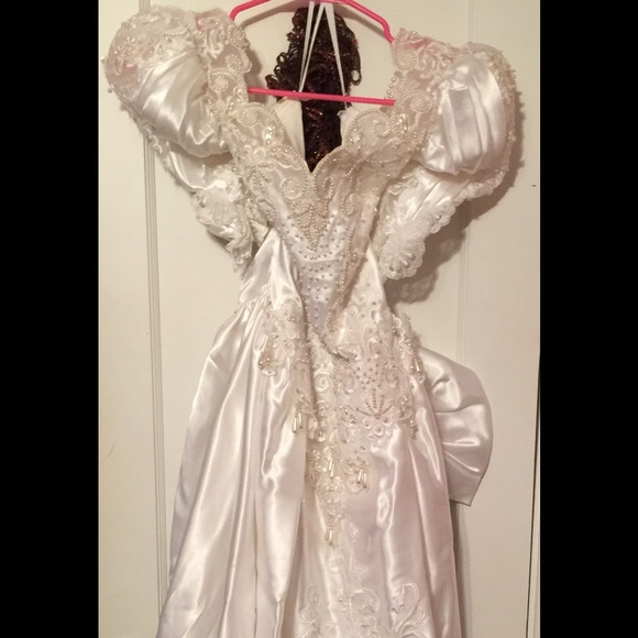 Bonny Dresses Vintage Wedding Dress Size 4 Poshmark