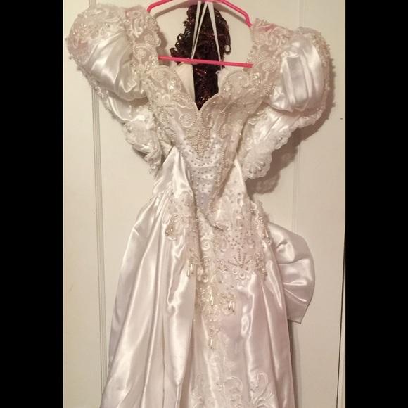 Bonny Dresses Vintage Wedding Dress Size 4 Poshmark