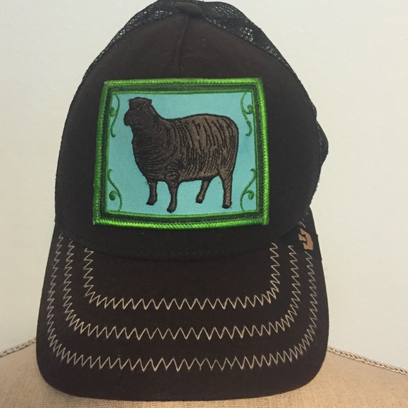 e0c1b47ca9649 Goorin Bros Accessories - Goorin Bros. black sheep trucker hat