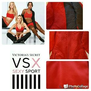 VXS Red  Sport Jacket Medium